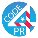 Code4PuertoRico's logo
