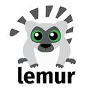Lemur's logo