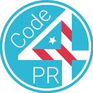 Code for Puerto Rico's logo