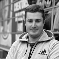 Dmitry Luchnik /// adidas Data Analytics architect avatar