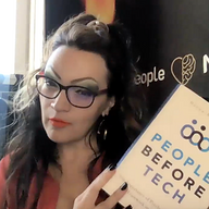 Duena Blomstrom, Psychological Safety Dashboard CEO, Author PeopleBeforeTech avatar